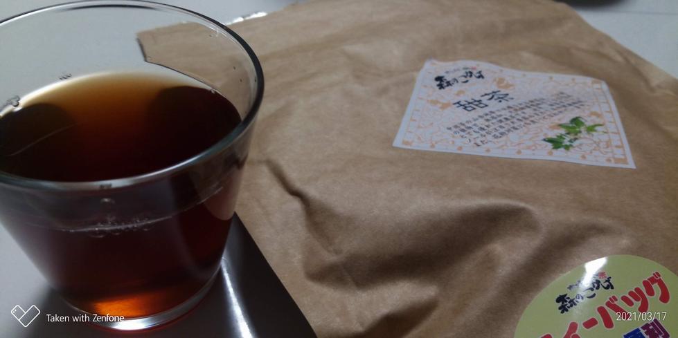 いーぴこっとの森のこかげ健康茶レビュー
